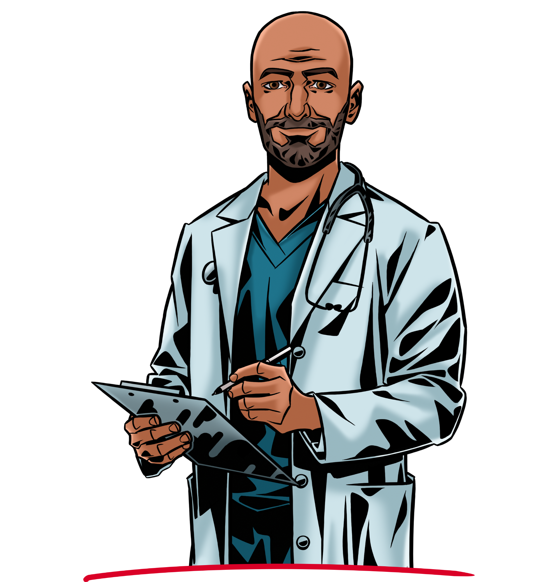 Dr. Daniel (Physician)